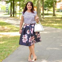One of my fave skirts I have worn this one so many times since getting it in the Spring! Perfect for any season and only $40! Sign up @liketoknow.it for links to shop my look!  @liketoknow.it www.liketk.it/1GtUf #liketkit #LTKunder50 by teachinfashion