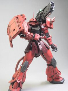 Gunjap: Custom Zaku Cannon