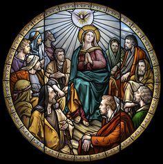 pentecost day in the bible