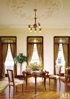 Living Room by Vladimir Alexandrovich Fabrikov and Alan Wazenberg in New York, New York