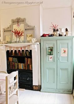 The Villa on Mount Pleasant: Dining Room Makeover