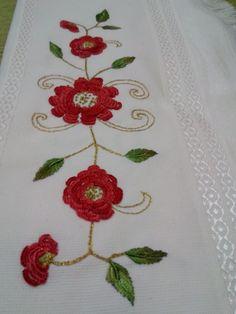 brezilya nakıslı havlum