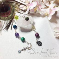 Diabetes Support Bracelet Holistic Jewelry Gifts for Her Reiki Bracelet Chakra Jewelry Spiritual Healing Jewelry Crystals for Diabetes