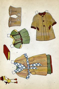 ,FOUR JOLLY FRIENDS CLOTHES