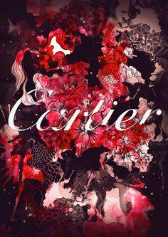 Cartier artwork.