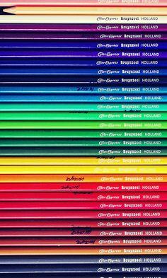 Color Express Bruynzeel Colored pencils