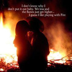 Playing with Fire- Thomas Rhett Song lyrics