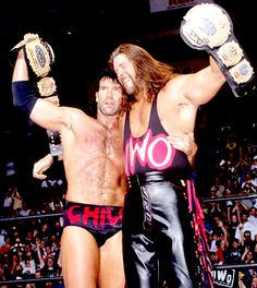 WCW Tag Team Championship | The Outsiders