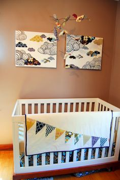 Just once I need to make a bunting quilt. (What would I do with it?)
