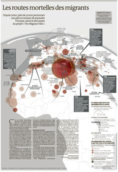 Another huge round up of infographics from newspapers and magazines