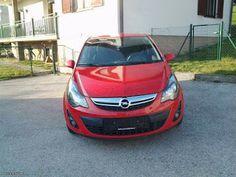 Εμπόριο Φορτηγών - Αυτοκινήτων - Γερανών: Opel Corsa van