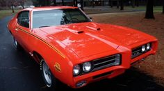 "1969 Pontiac GTO ""Judge"""