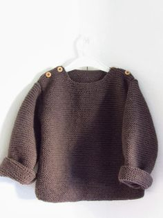 Sweater - Love the color and shape