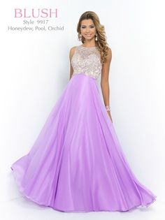 Shop Blush formal prom dresses at PromGirl. Long designer gowns, unique print dresses, long formal ball gowns and sexy short dresses for prom. Purple Ball Dresses, Lilac Bridesmaid Dresses, Blush Prom Dress, Prom Dresses 2015, A Line Prom Dresses, Pretty Dresses, Evening Dresses, Formal Dresses, Dress Prom