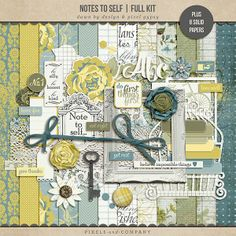 Notes to Self | Full Kit