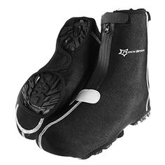 RockBros Cycling Bike Shoe Cover Warm Cover Protector Overshoes Black Read more  at the image link.