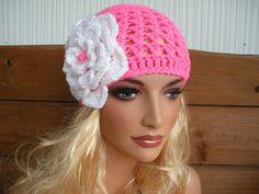 Women Headband Crochet Headband Winter Fashion ♥ by creationsbyellyn, $15.50