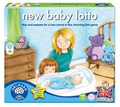 ORCHARD TOYS New Baby Lotto: Amazon.co.uk: Toys & Games