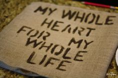 burlap looking paper | The cluster stuff can be found at Walmart or Hobby Lobby and it is ...