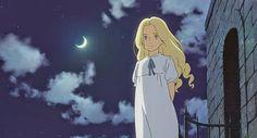 macacomalandro: Studio Ghibli narra amizade além do mundo dos vivos no trailer de 'When Marnie Was There'