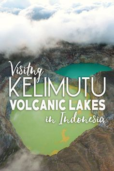 Ready for one of the most magical experiences in Indonesia? I experienced the Kelimutu Volcanic Lakes and have to recommend you do the same! While I'm all about spending another day lazing around beautiful Bali, it's time to get to the island of Flores to take in the great outdoors. Here's everything you need to know about visiting the Kelimutu Volcanic Lakes!