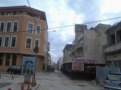 De aici a început anevioasa muncă a refacerii Peninsulei de Promenadă a Constanței Street View