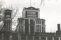 Stewart-Warner Corporation, Chicago, IL:
