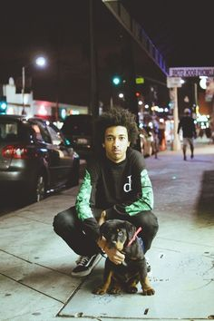 My 2 best things Taco Bennett and dogs Cute Black Boys, Cute Boys, Odd Future Wolf Gang, Future Music, Young And Rich, Rap God, Chance The Rapper, Tyler The Creator, Kinds Of Music