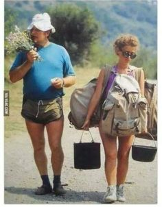 Behind every strong woman, there is a romantic dude