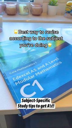 Best Study Tips, Exam Study Tips, Exams Tips, Study Methods, School Study Tips, Study Hacks, School Tips, High School Life, Life Hacks For School