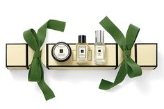 Brits love a good holiday cracker—especially one packed with adorable minis from London-based fragrance brand Jo Malone. Pull it apart to reveal little bottles of Blackberry & Bay Cologne, Lime Basil & Mandarin Body & Hand Wash, and Peony & Blush Suede Body Crème, which are sure to bring a touch luxury to your day with every spritz, wash, and dab.