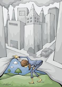 Environment Drawing Ideas, Save Environment Posters, Environment Painting, Environment Day, Save Environment Poster Drawing, Earth Drawings, Art Drawings For Kids, Art Drawings Sketches Simple, Earth Sketch