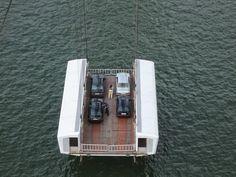 pontes móveis