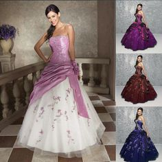 Stock Cheap Ball Gown Quinceanera Dresses For 15 Years Debutante Gowns | Clothing, Shoes & Accessories, Wedding & Formal Occasion, Bridesmaids' & Formal Dresses | eBay!