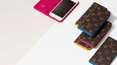 「iPhone7・フォリオ」&「iPhone7+・フォリオ」 - ニュース | ルイ・ヴィトン公式サイト