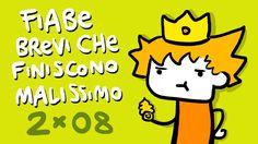L'anello magico (Serie 2) - FIABE BREVI CHE FINISCONO MALISSIMO