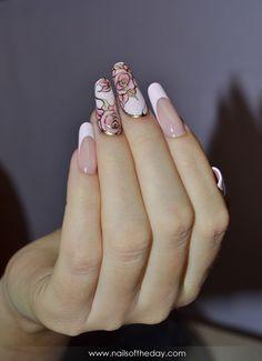 Manicure acrylic #24092