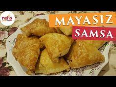 Mayasız Samsa Böreği Nasıl Yapılır? - YouTube