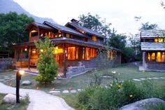 Villas at Neeralaya, Himachal Pradesh, India