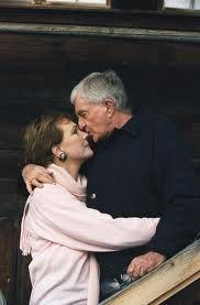 Julie Andrews & Blake Edwards married November 12, 1969 - December 15, 2010 (his death) -- 49 years!