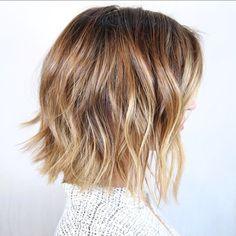 Layered Bob Haircuts For Thick Hair