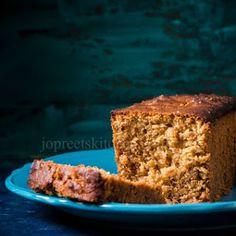 Honey Peanut Butter Cake