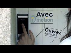 Découvrez la serrure I-motion Vachette - Minute Clé