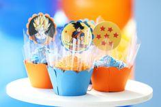 Dragon Ball Z - Invento festa