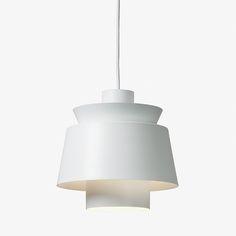 &Tradition Utzon White Pendant Lamp JU1 | ferriousonline