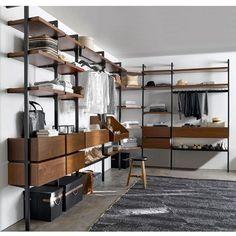 Pack of 2 Shelf Brackets for Kyriel Wardrobe