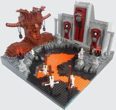 6. Heresy.  Lego Hell.  Follow the link to see full sequence http://lilywight.com/2013/01/19/lego-hell/