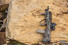 If you are looking for a compact rifle that provides short to medium target engagement capabilities in close quarters, urban warfare and open terrain, is battle proven and available to the average, good guy, Joe Blow civilian, the IWI Tavor may be just what the doctor ordered. The 5.56x45mm NATO chambered bullpup rifle sports a chrome lined, 16-inch 1:7 twist cold hammer forged barrel, long stroke piston design and is 100% ambidextrous. It comes in a variety of configurations, colors and can…