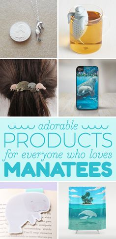 Show off your sea cow love!