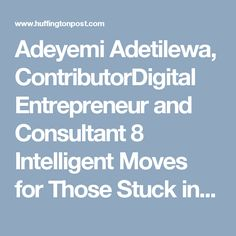 Adeyemi Adetilewa, ContributorDigital Entrepreneur and Consultant 8 Intelligent Moves for Those Stuck in Student Loans 10/26/2016 06:32 pm ET Those of us who have taken student loans know how intimidating it seems, when it comes to…